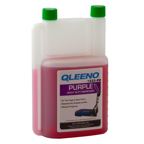 Qleeno 33 Oz Heavy Duty Degreaser