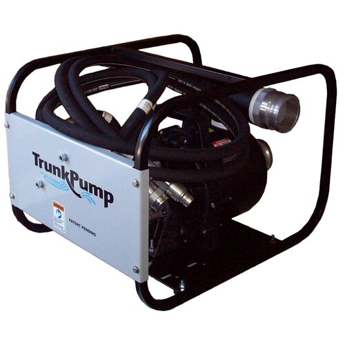 Trunk Pump 280 GPM Hydraulically Driven Water/Transfer Pump