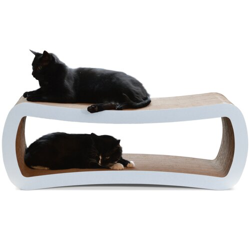 Jumbo Cat Cardboard Scratching Lounge