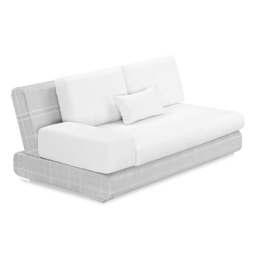 Sumba Loveseat Sectional Piece with Cushions