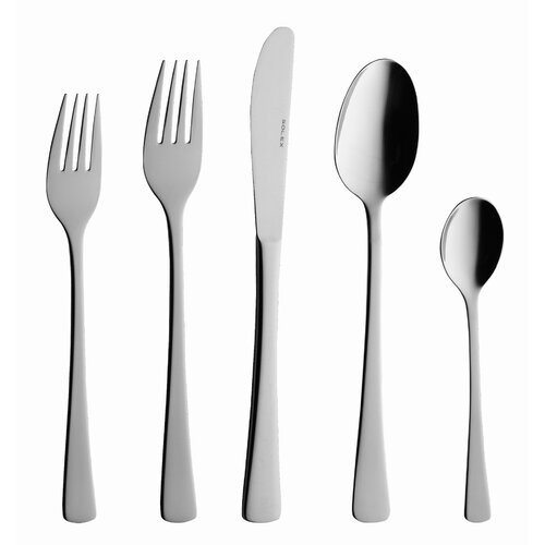 solex Karina 5 Piece Dinner Flatware Set