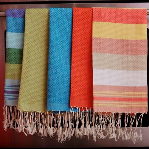 Fouta Honeycomb Weave Towel