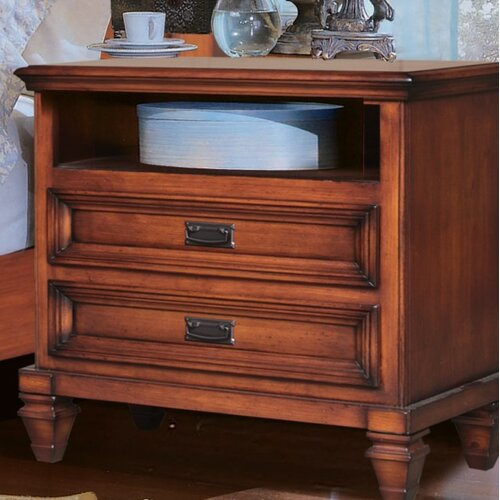 Kingsbridge 2 Drawer Nightstand