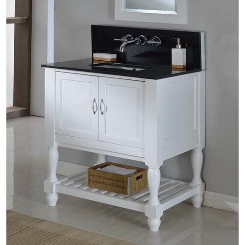 London Single Bath Vanity Style  White Trend Home Design And