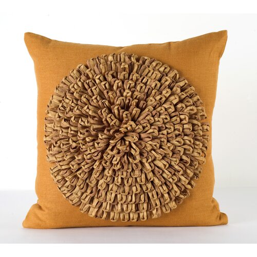 Churchill Linen Dahlia Pillow