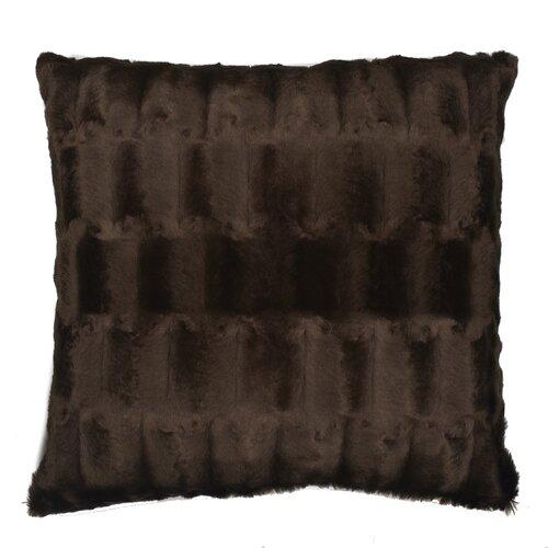 Faux Fur Rabbit Cotton Pillow