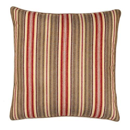 Norwich Stripe Cotton Pillow