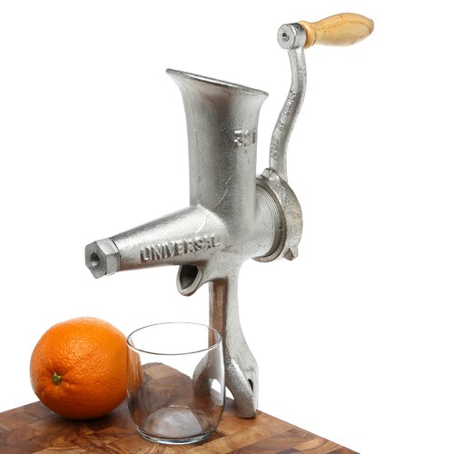 Universal Housewares Wheat Health Juicer