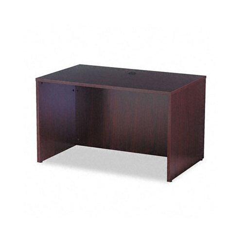 Basyx by HON BL Series Desk Shell with Rectangle Top