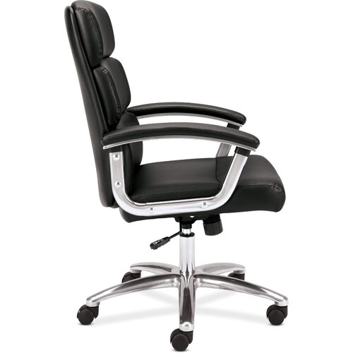 Basyx by HON VL103 Executive Mid-Back Chair