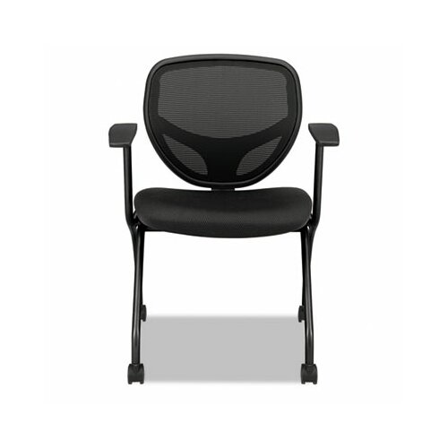 Basyx by HON VL300 Series Nesting Guest Chair with Arms