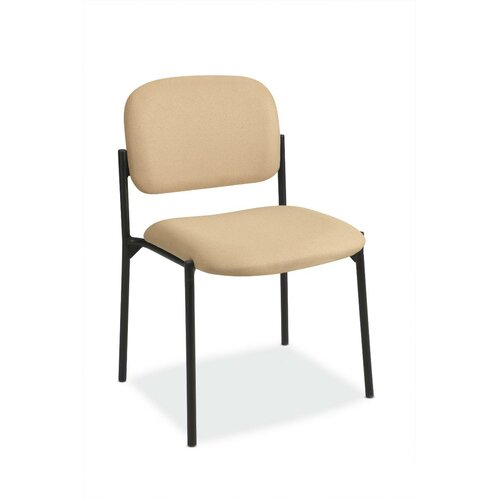 Basyx by HON VL606 Series Armless Guest Chair