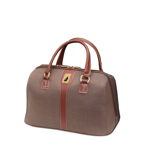 "London Fog Oxford II 16"" Satchel Tote"