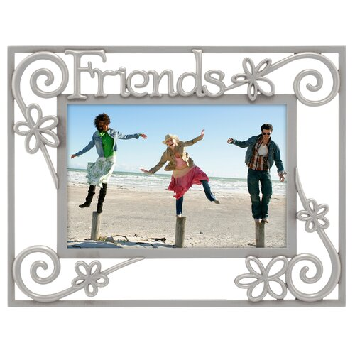 Malden Friends Pierced Picture Frame
