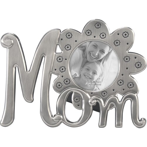 Malden Mom Flower Icons Picture Frame