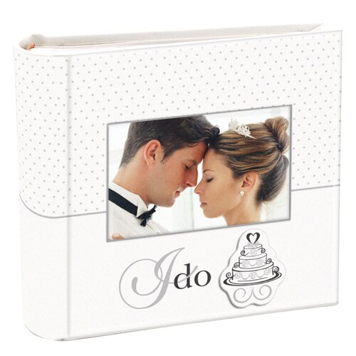Malden I Do Wedding Book Album