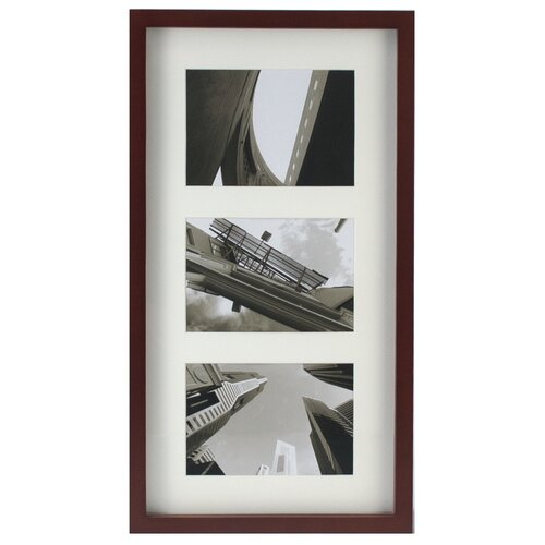 Fairhaven 3-Opening Picture Frame