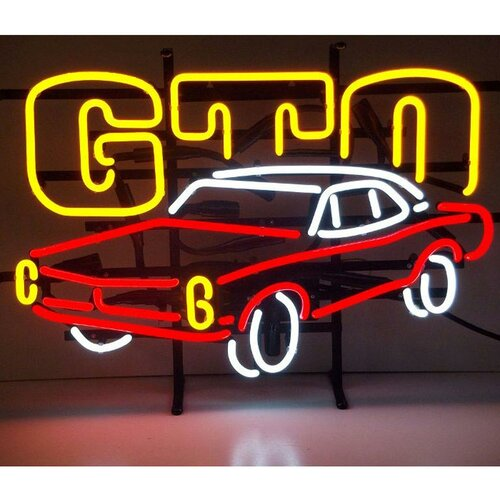 Neonetics Cars & Motorcycles GM GTO Neon Sign