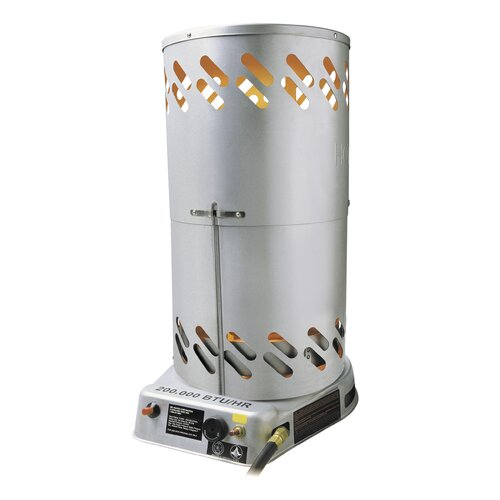 Heatstar 75,000-200,000 BTU Convection Tank Top Space Heater