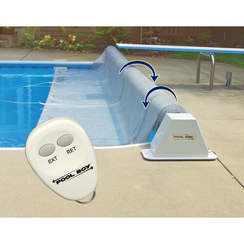 Pool Boy® Powered Reel System Cover Rollers