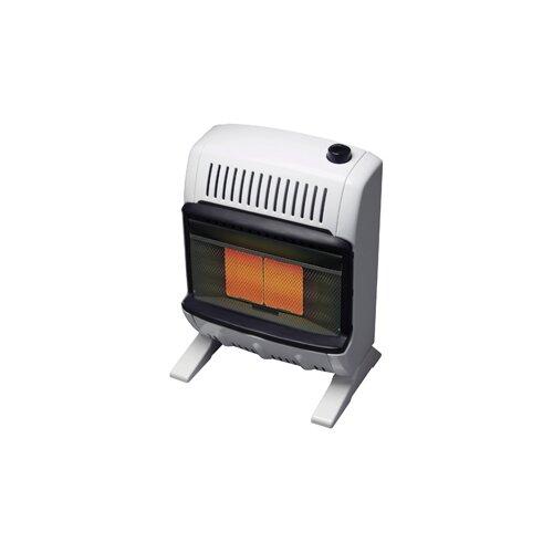 Mr. Heater Vent Free 10,000 BTU Radiant Utility Liquid Propane Space Heater