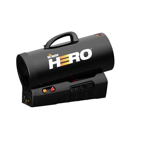 Mr. Heater 30,000 - 60,000 BTU Forced Air Utility Propane Space Heater