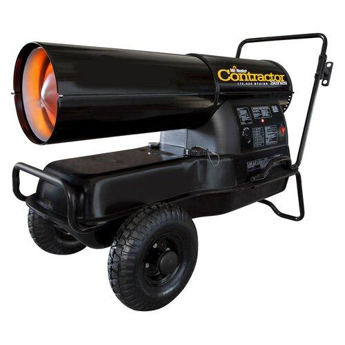 Mr. Heater 175,000 BTU Forced Air Utility Kerosene Space Heater