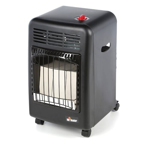 Mr. Heater Radiant Compact Propane Space Heater