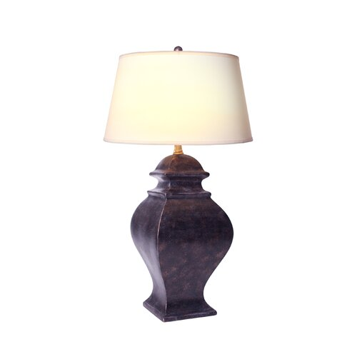 """Prima Stratton 30"""" H Table Lamp with Empire Shade"""