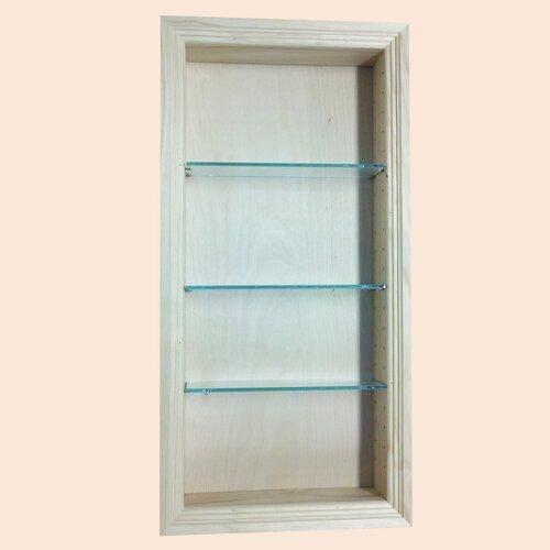 "WG Wood Products Newberry 15.5"" Bathroom Shelf"