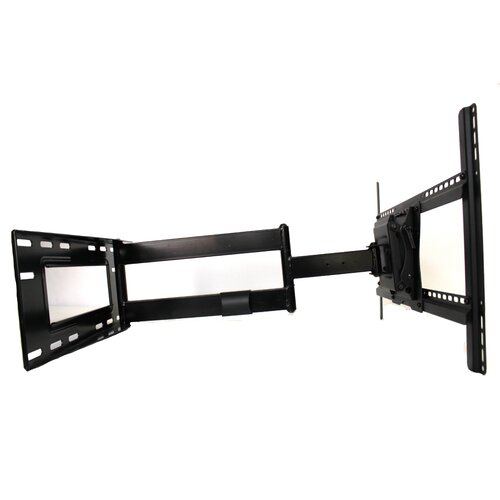 "Rocelco Large Dual Articulating Arm/Swivel/Tilt  Wall Mount for 32"" - 61"" Screens"