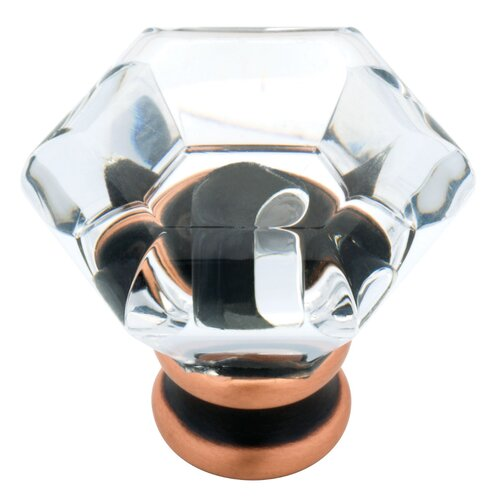 Decorative Acrylic Faceted 1.24