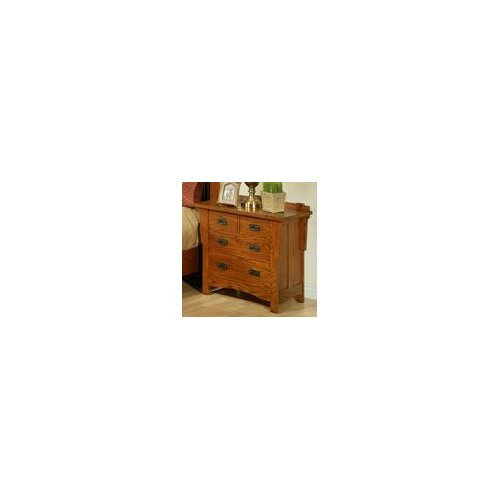 Heartland Manor 3 Drawer Nightstand