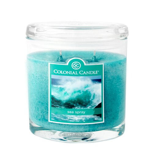 Colonial Candle Sea Spray Oval Jar Candle