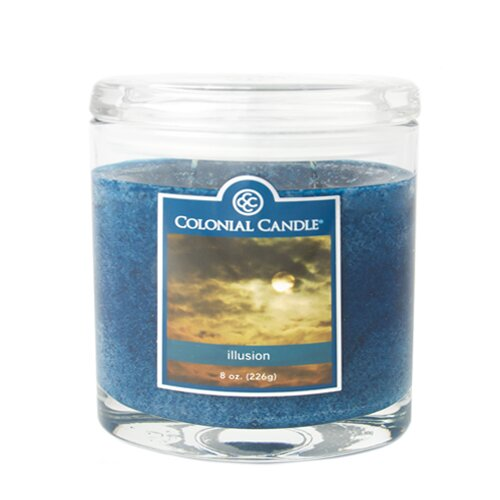 Colonial Candle Illusion Jar Candle