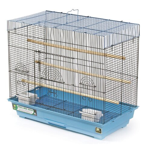 Prevue Hendryx Flight Bird Cage with Removable Bottom Grille