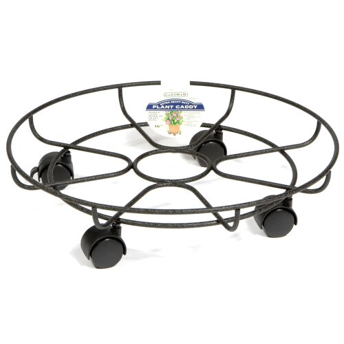 World Source Partners Extra Heavy Duty Round Plant Stand
