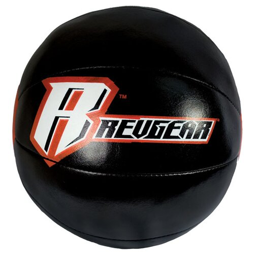 Revgear Leather Medicine Ball