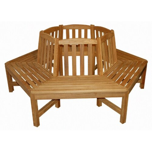 Regal Teak Teak Tree Garden Bench