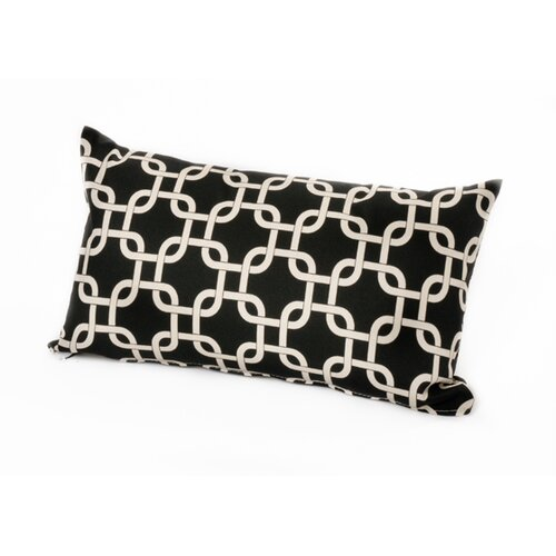 OC Fun Saks Links Lumbar Outdoor Pillow