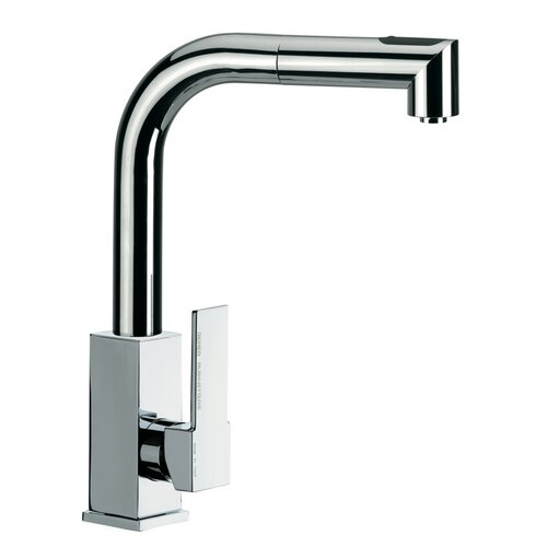 Remer by Nameeks Single Handle Deck Mounted Kitchen Sink Faucet