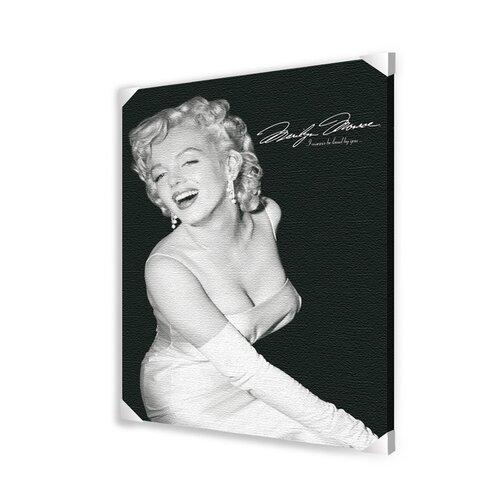 Marilyn Monroe Loved Memorabilia on Canvas