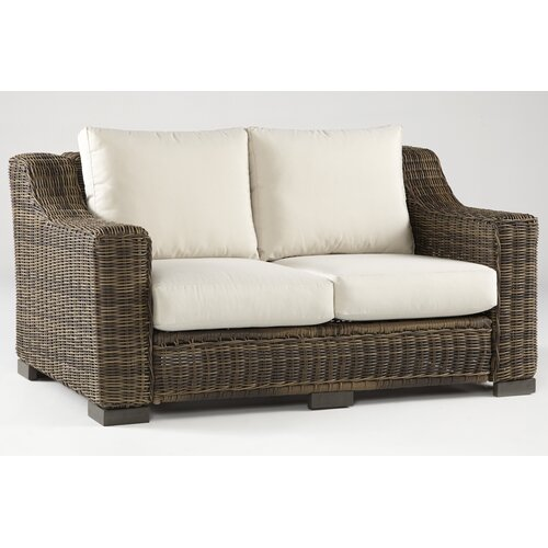 Naples Loveseat with Cushions