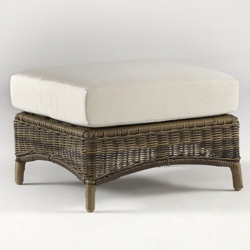 Provence Ottoman with Cushion