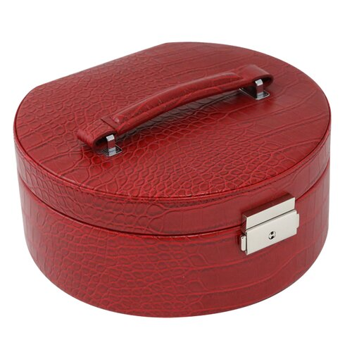 Croco Jewelry Box