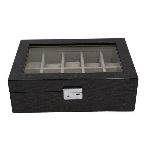 Bey-Berk 10 Watch Box