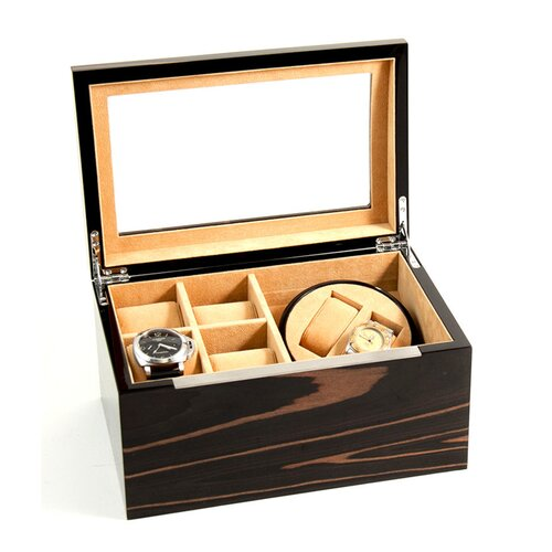 Bey-Berk 2 Watch Box