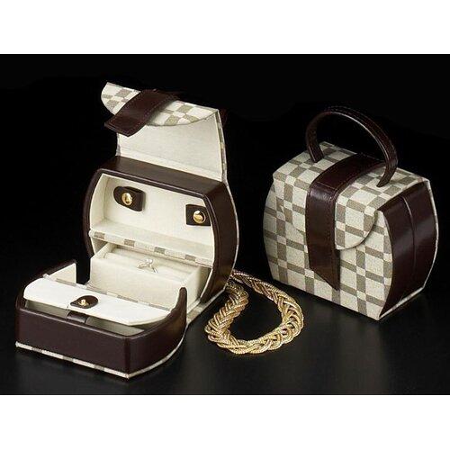 Bey-Berk Jewelry Box