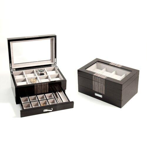 Bey-Berk 8 Jewelry Box
