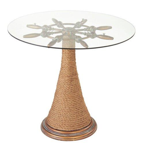 Ship's Wheel Bistro Table